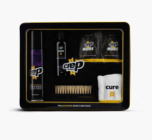 Crep Protect Ultimate Shoe Care Gift Pack Shoe & Leather Care, Accessories Crep