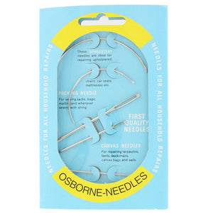 C.S. Osborne Household Repair and Leathercraft Professional Needle Kit Craft & Repair C.S. Osborne