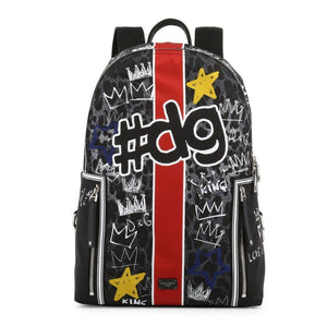 "Dolce & Gabbana Custom ""Chalk"" #DG Backpack - Limited Edition Apparel Accessories HOZPIT"