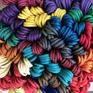"Dress Waxed Colorful Shoelace 32"" Accessories,Shoe & Leather Care Moneysworth & Best"