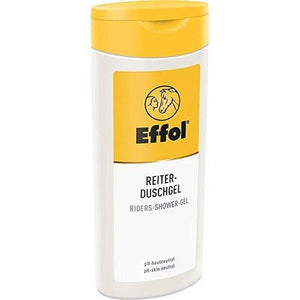 Effol Rider's Caring Shower Gel - All Natural + Strong Odor Control 250ml Apparel Accessories Effax/Effol