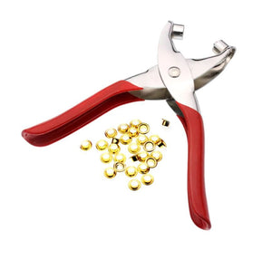 Eyelet Pliers Die Tool Craft & Repair LCS