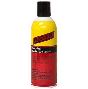 Fast-Fix Adhesive Activator 11oz Craft & Repair Fast Fix