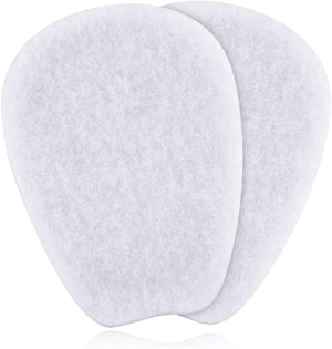 Felt Tongue Pads Cushion for Shoes - Self-Adhesive Foot Care Premier