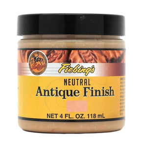 Fiebing's Antique Leather Finish Dye - 4 oz Paint & Dye Fiebing's Neutral