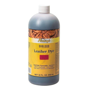 Fiebing's Leather Dye - 32 oz (1 Quart) Paint & Dye Fiebing's