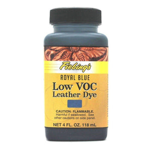 Fiebing's Low VOC Leather Dye - 4 oz Paint & Dye Fiebing's