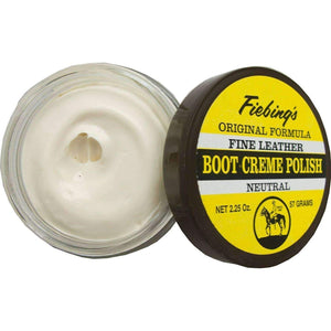 Fiebing's Original Formula Boot Cream - 2.25 oz Shoe & Leather Care Fiebing's Neutral