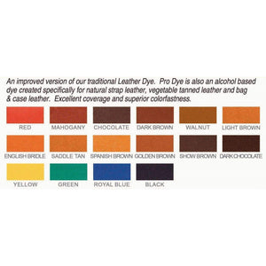 Fiebing's Professional Leather Pro Dye - 4 oz Paint & Dye Fiebing's