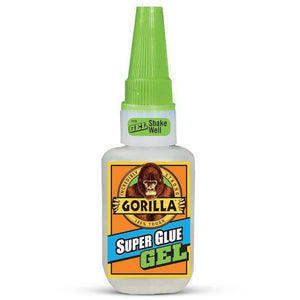 Gorilla Super Glue Gel 15g Craft & Repair Gorilla Glue