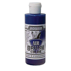 Jacquard Airbrush Color Paint 4 OZ Paint & Dye Jacquard Bright Blue