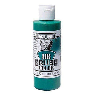 Jacquard Airbrush Color Paint 4 OZ Paint & Dye Jacquard Bright Green