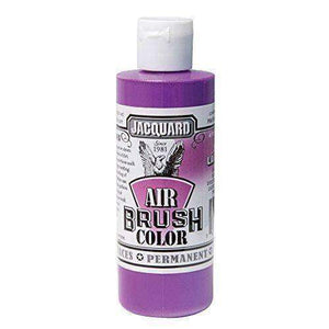 Jacquard Airbrush Color Paint 4 OZ Paint & Dye Jacquard Bright Lavender