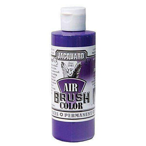 Jacquard Airbrush Color Paint 4 OZ Paint & Dye Jacquard Bright Purple