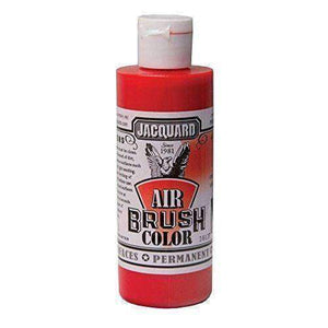 Jacquard Airbrush Color Paint 4 OZ Paint & Dye Jacquard Bright Red
