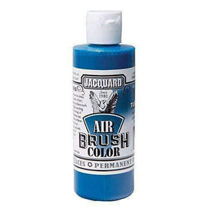 Jacquard Airbrush Color Paint 4 OZ Paint & Dye Jacquard Bright Turquoise