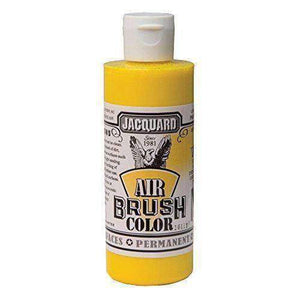 Jacquard Airbrush Color Paint 4 OZ Paint & Dye Jacquard Bright Yellow