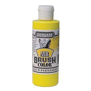 Jacquard Airbrush Color Paint 4 OZ Paint & Dye Jacquard Fluor White