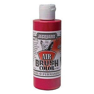 Jacquard Airbrush Color Paint 4 OZ Paint & Dye Jacquard Irid Candy Apple