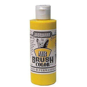 Jacquard Airbrush Color Paint 4 OZ Paint & Dye Jacquard Iridescent Yellow