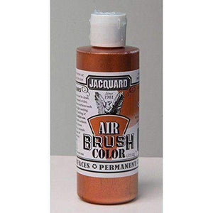Jacquard Airbrush Color Paint 4 OZ Paint & Dye Jacquard Metallic White