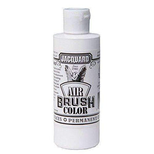 Jacquard Airbrush Color Paint 4 OZ Paint & Dye Jacquard Opaque Black