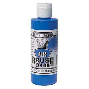 Jacquard Airbrush Color Paint 4 OZ Paint & Dye Jacquard Opaque Blue