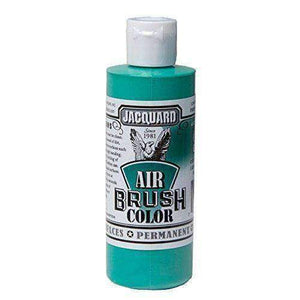 Jacquard Airbrush Color Paint 4 OZ Paint & Dye Jacquard Opaque Green