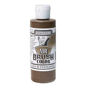 Jacquard Airbrush Color Paint 4 OZ Paint & Dye Jacquard Opaque Sepia