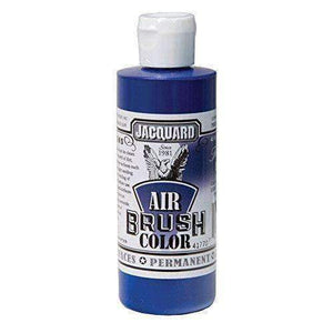 Jacquard Airbrush Color Paint 4 OZ Paint & Dye Jacquard Transparent Blue