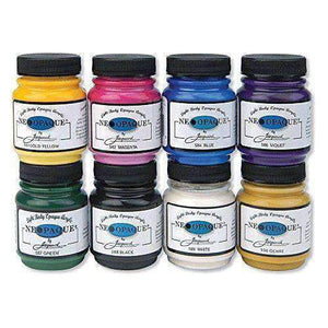 Jacquard Products JAC5800 Neopaque Acrylic Paint (8 Pack), 2.25 oz, Assorted Paint & Dye Jacquard