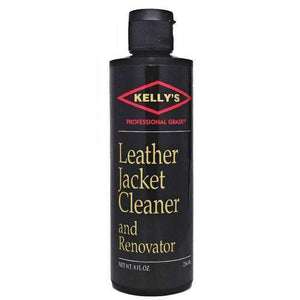 Kelly's/Fiebing's Professional Grade Leather Jacket Cleaner Renovator 8 oz Shoe & Leather Care Kelly's