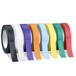 LCS Colored Masking Tape 60 Yards Craft & Repair LCS