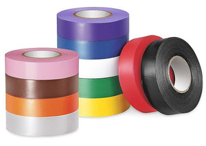 "LCS Colored Vinyl Tape 3/4"" x 20 Yards Craft & Repair LCS"