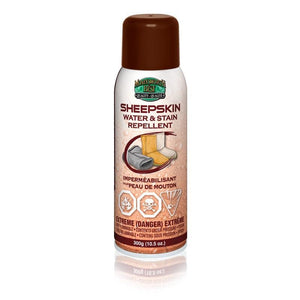 Moneysworth & Best Sheepskin Water/Snow/Dirt & Stain Repellent Protector 10.5 oz Shoe & Leather Care Moneysworth & Best