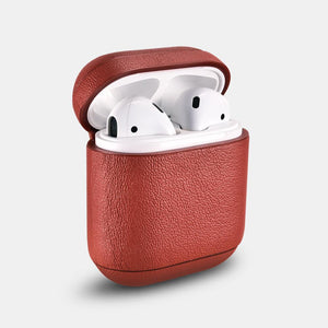 Nappa Leather Airpod Case Cases & Covers Libra
