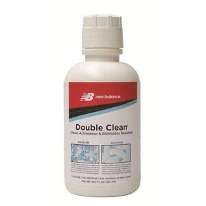 New Balance Double Clean Biodegradable Detergent 18 fl oz Shoe & Leather Care New Balance