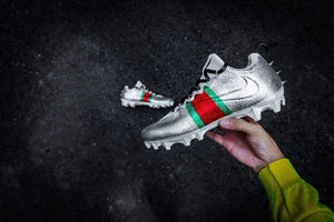 "Nike ""Gucci Bambi"" Custom Football Cleats Footwear Nike"