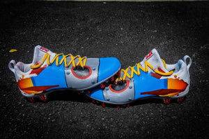 Nike Rocket Emoji Custom Football Cleats Footwear Nike