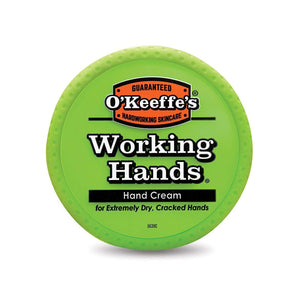 O'Keeffe's Working Hands Hand Cream 3.4 oz Craft & Repair O'Keeffe's
