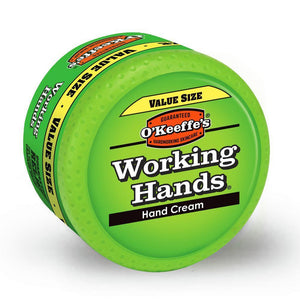O'Keeffe's Working Hands Hand Cream 6.8 oz Value Size Craft & Repair O'Keeffe's