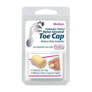 Pedifix P34 Nylon Toe Cap - Total PolyFoam Toe Protection Foot Care Pedifix Small