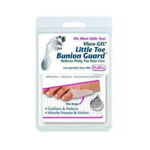 Pedifix P46-S Visco-Gel Little Toe Bunion Guard Foot Care Pedifix