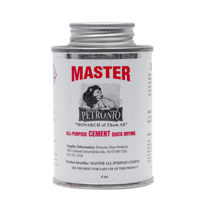 Petronio's Master Quick Drying All Purpose Cement Craft & Repair Barge