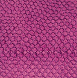 Premium Fish Skin Exotic Leather - Red Violet Craft & Repair Shadi