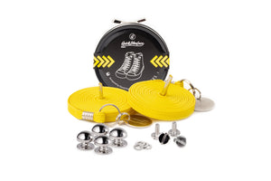 Quickshoelace Original Accessories,Footwear Quickshoelace Sunshine Round