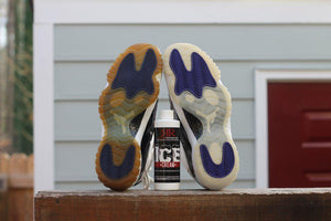 Raleigh Restorations RR Ice Cream - Rubber Yellowing/Oxidation Remover - Sole Restorer Paint & Dye, Craft & Repair Raleigh Restorations