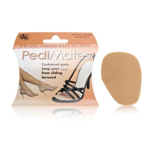 Ralyn Pedi Mates High Heel Shoe Ball-of-Foot Cushions/Non-Slip Grips - 2 Pair Foot Care Ralyn