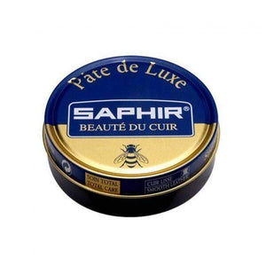 Saphir Pate de Luxe Shoe Polish Wax - 50 ml Shoe & Leather Care Saphir