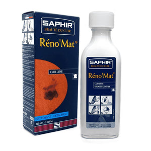 Saphir RenoMat Leather Cleaner and Stain Remover Shoe & Leather Care Saphir